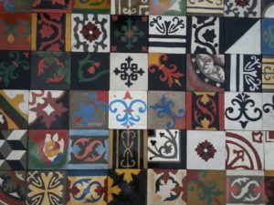mosaicos calcáreos