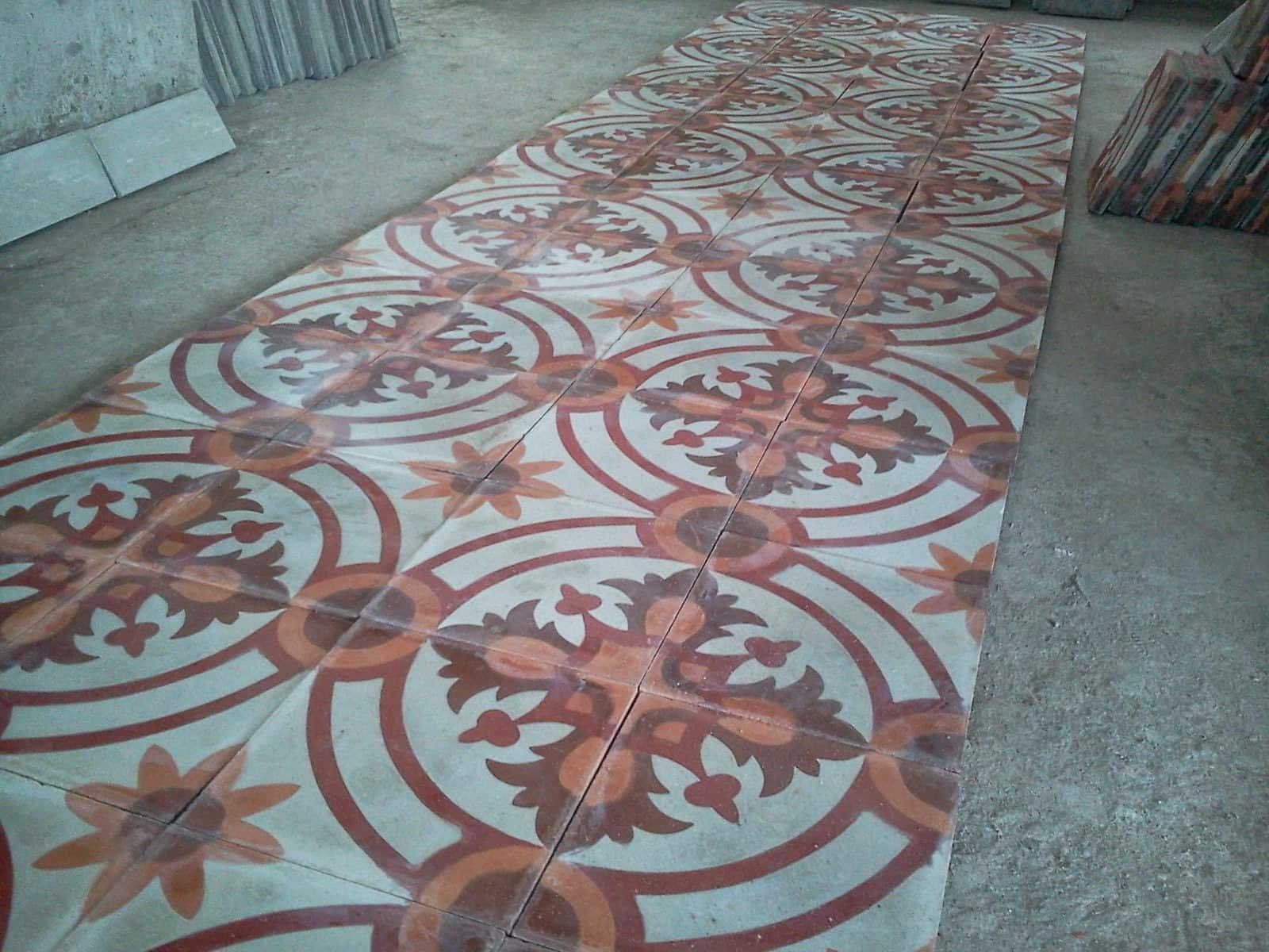 Pisos artesanales for Mosaicos para pisos precios
