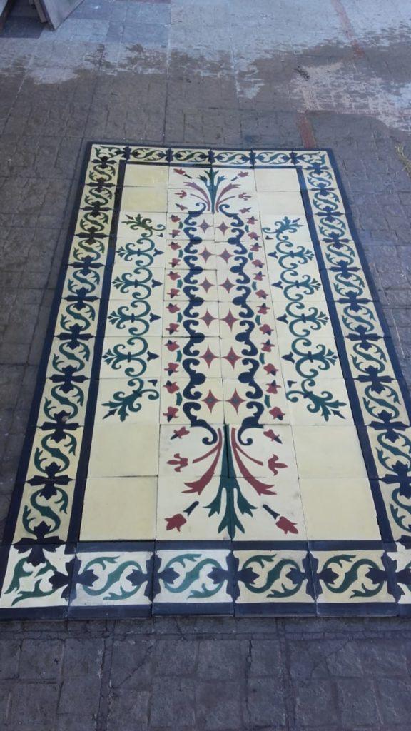 mosaicos y pisos en Corrientes