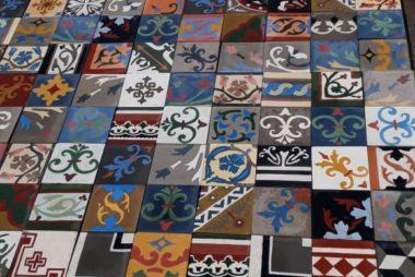 mosaicos calcáreos en corrientes