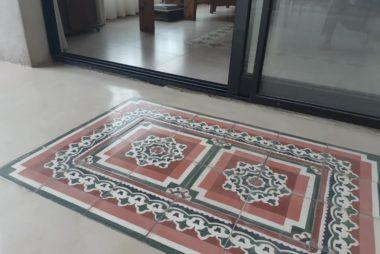mosaicos calcáreos corrientes